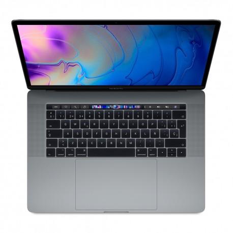 """MacBook Pro 15"""" Retina TouchBar Metà 2018 - Ricondizionato - 38511.035.U"""